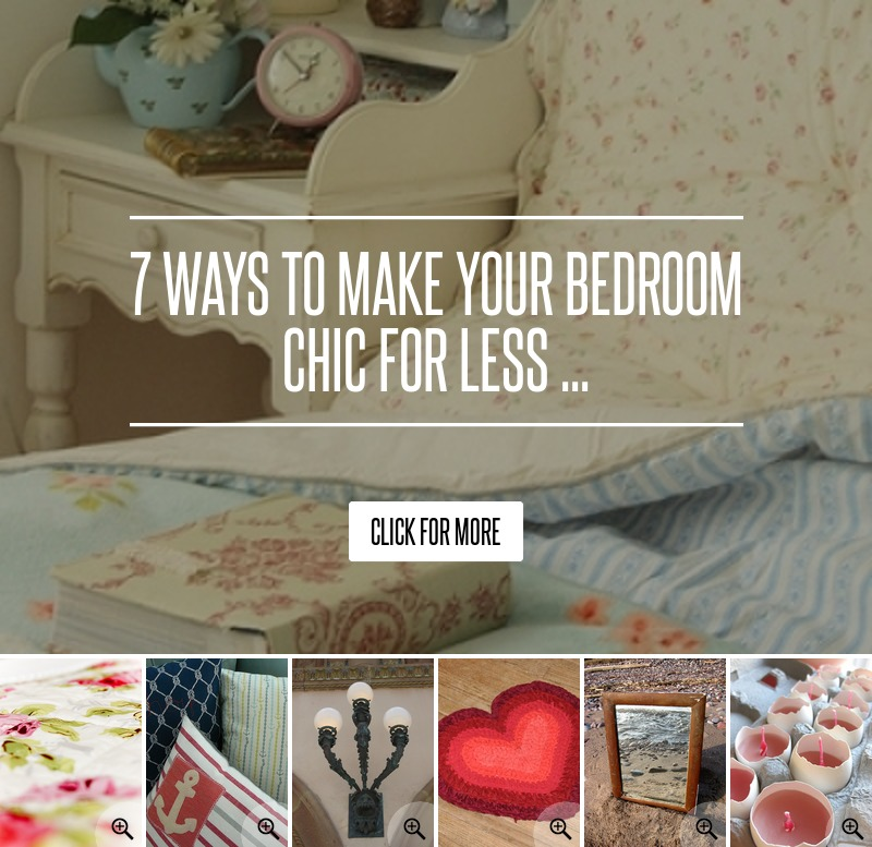how to make a bedroom less scary