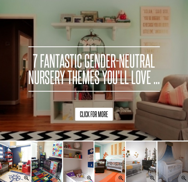 Your Little One Will Love These 8 Gender Neutral Nurseries: 7 Fantastic Gender-Neutral Nursery Themes You'll Love ... → 👶…