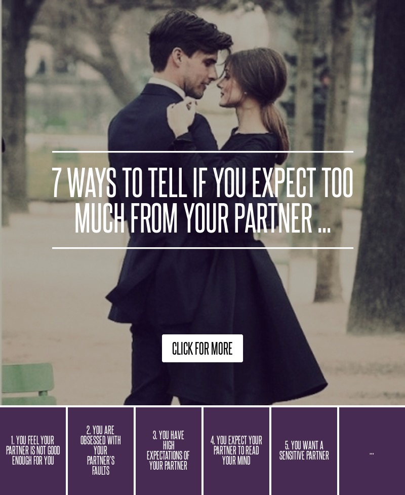 What Are Reasonable Expectations In A Relationship