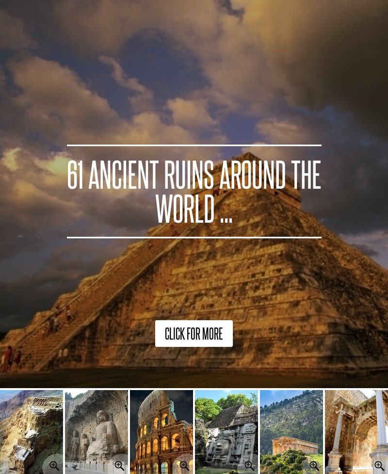 Travel Pictures Around The World