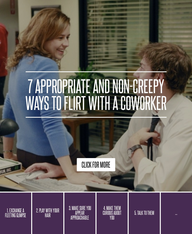 flirting moves that work body language tests for women without