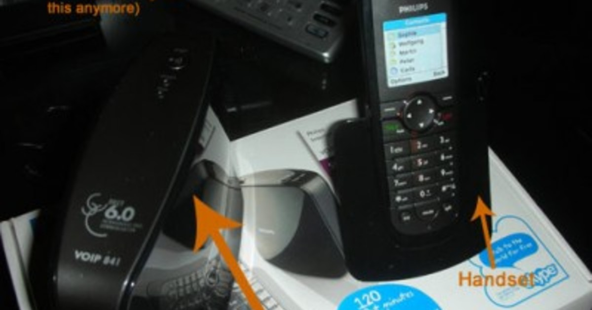 Philips VOIP841 Skype & Landline Dual-Phone Review ? Lifestyle