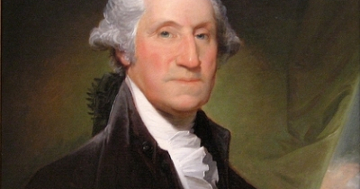 2 he had at least 5 different nicknames 7 facts on george for Did george washington live in the white house