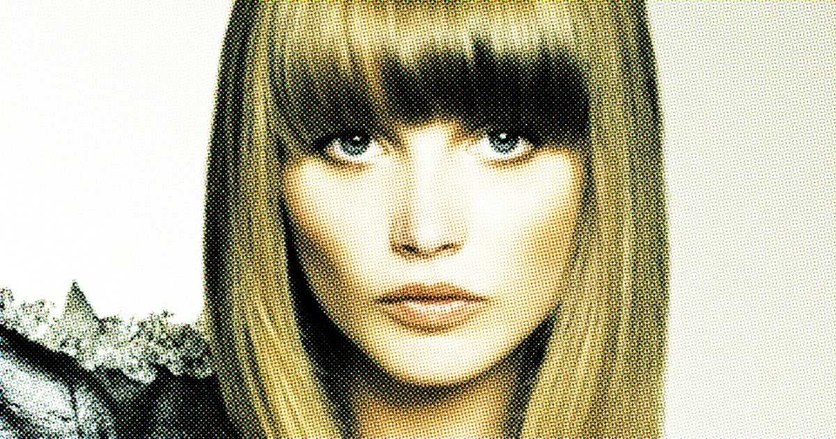 11 Kinds of Bangs and Ways to  M Shaped Bangs